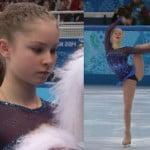 ソチ五輪フィギュア、ロシアのユリア・リプニツカヤちゃんエロいTバック食い込みで金メダルwww