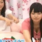 声優の大坪由佳がニコ生で谷間胸チラをファンに見せつける