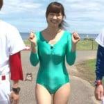 関西の番組でむっちりレオタード姿になってる中村葵が妙にエロい