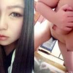 セフレ募集の美人19歳学生が裏垢でビラビラおま○こモロ見え自撮り