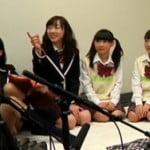 青山学院在学中のSKEドラフト女子大生メンバーがニコ生でエロ過ぎる純白パンチラ