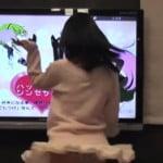 ニコ生の女子◯学生がミニスカートで踊ってみた動画の食い込みパンチラが話題に