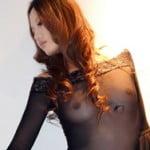 ヤマダ電機の通販サイトの女性向け下着商品のモデルが乳首見えてるww