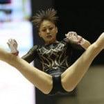 全日本体操、ハイレグ股間丸出しの田中理恵が初優勝でムラムラする