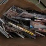 うちのマンションのゴミ捨て場に大量のAVが捨てられてるんだが