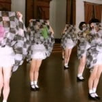 乃木坂46の女子中学生が透けスカートたくし上げパンチラ立ちバックに苦情殺到→差し替えに