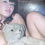 元ジュニアアイドルの美少女てんちむ(18歳)がちょっぴりセミヌード解禁