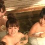 芸能人が肌露出する温泉入浴シーンにハァハァするキャプ画像まとめ