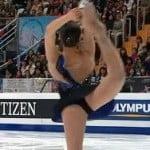 エロ過ぎる女子フィギュアスケート世界選手権の股開きくぱぁキャプチャ