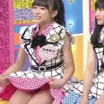HKT48矢吹奈子がスカートめくりノーパンマン毛っぽく映る放送事故