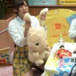 声優の高橋李依、イヤホンズの生配信でスカートめくれて白パンツ丸見え