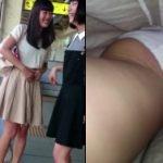 乃木坂46北野日奈子が同じ服装でパンチラ盗撮AVに出演