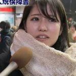 ソフバン通信障害のニュースでAV女優の桜空ももが一般人出演し特定される