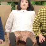 池上彰スペシャルの放送で千秋が思わずパンチラするハプニング