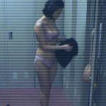歌舞伎町弁護人凛花というドラマで朝倉あきと出口亜梨沙が横乳下着脱衣