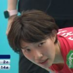 W杯バレーボール2019女子で石井優希選手の乳首が映るハプニング