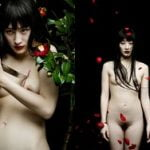 音楽ユニット水曜日のカンパネラのコムアイが全裸ヘアヌードを解禁