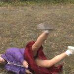 ダマされた大賞で元AKB48西野未姫がドーピング催眠で黒パンチラ