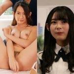 元日向坂46柿崎芽実に顔がそっくりな梓ヒカリというAV女優がデビュー