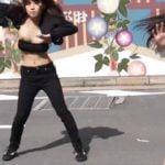昨年行われた京都学生祭典で同志社女子大学JDのおっぱいポロリ事故が拡散