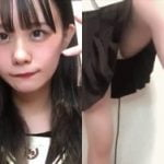 AKB48立仙愛理が生配信中にセーラー服で純白パンチラする放送事故
