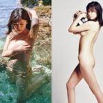 NHK大河ドラマいだてん出演女優の北向珠夕が手ブラ全裸セミヌード解禁