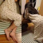 リビングで寝てる苺パジャマ姿の10代後半の妹を撮影する兄が現れる